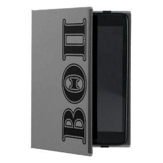 ベータΘ Piのドイツ体 iPad Mini ケース