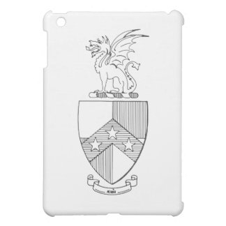 ベータΘ Piの紋章付き外衣 iPad Miniケース