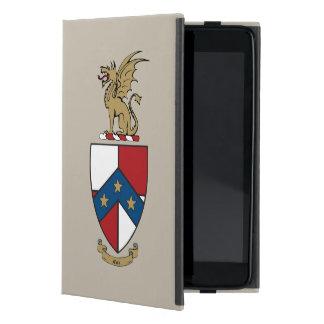 ベータΘ Piの紋章付き外衣 iPad Mini ケース