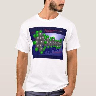 ベータカロチン(前部) Tシャツ