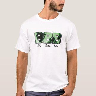 ベータベータベータ緑のやし Tシャツ
