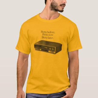 ベータ偽造品SHEMP Tシャツ