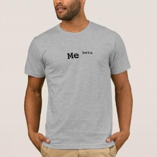 ベータ私 Tシャツ