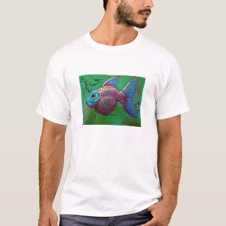 ベータ魚 Tシャツ
