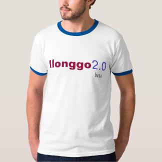 ベータIlonggo 2.0 Tシャツ