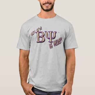 ベータPsiはここにあります! Tシャツ
