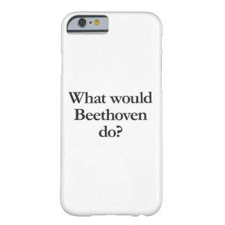 ベートーベンする何が BARELY THERE iPhone 6 ケース