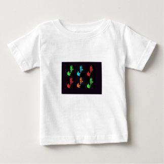 ベートーベンのコラージュ ベビーTシャツ