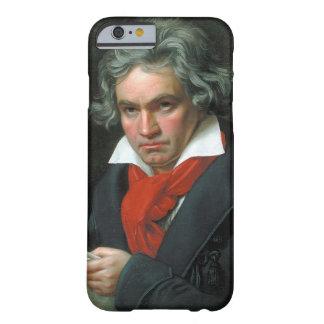 ベートーベンのポートレート BARELY THERE iPhone 6 ケース