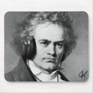 ベートーベンの石 マウスパッド