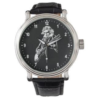 ベートーベンの石! 腕時計