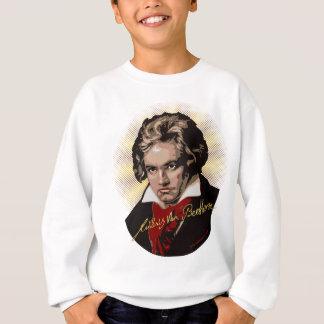 ベートーベンの署名 スウェットシャツ