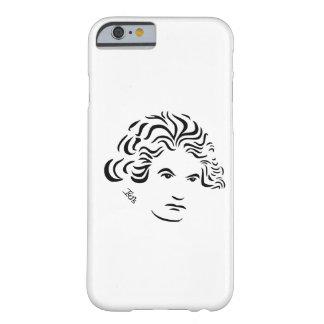 ベートーベンのiPhone6ケース Barely There iPhone 6 ケース