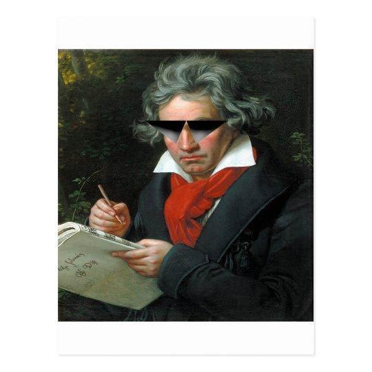 ベートーベン&サウンズ ポストカード