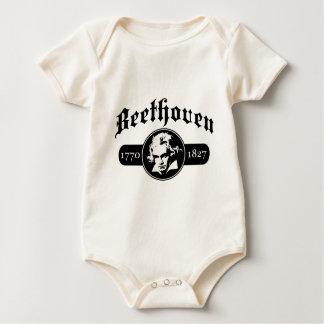 ベートーベン ベビーボディスーツ
