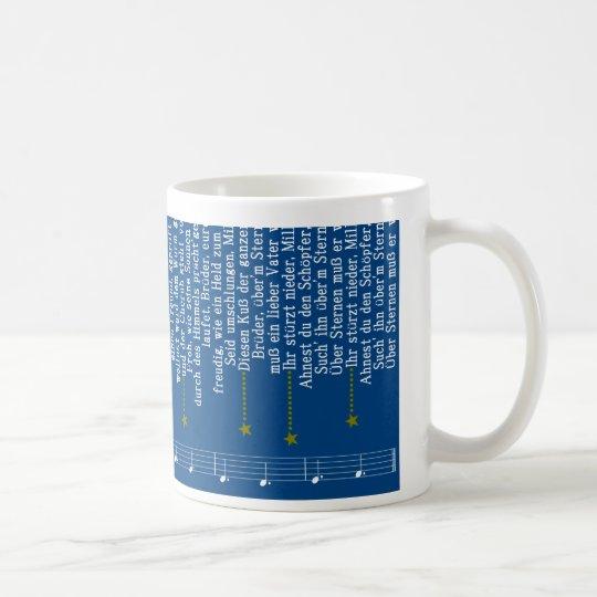 ベートーヴェンの第九 コーヒーマグカップ