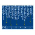 ベートーヴェンの第九 ポストカード