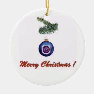 ベーヨンPDのクリスマスのオーナメント#2 セラミックオーナメント