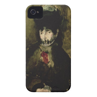 ベール1872年を身に着けているManet |ベルト・モリゾ Case-Mate iPhone 4 ケース