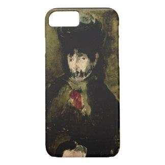 ベール1872年を身に着けているManet |ベルト・モリゾ iPhone 8/7ケース