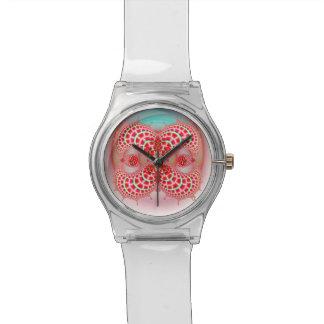 ペイズリーのメロンの併合 腕時計