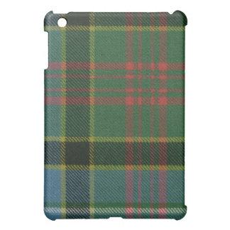 ペイズリーの古代タータンチェックのiPadの場合 iPad Miniケース