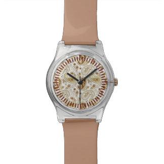 ペイズリーの腕時計 腕時計