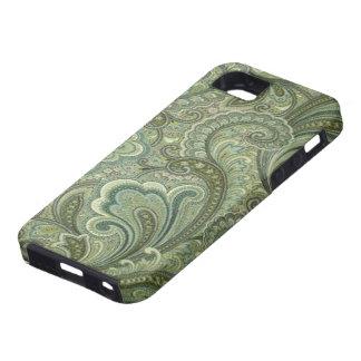 ペイズリーの賢明な穹窖のVibeのiPhone 5 iPhone SE/5/5s ケース