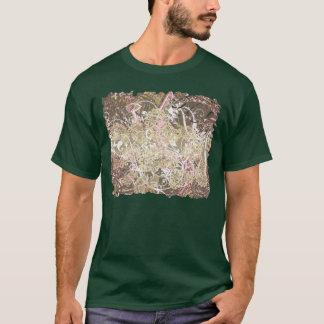 ペイズリーを越えて Tシャツ