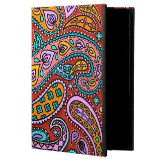 ペイズリーキャンデーのiPadの空気かAir2場合 Powis iPad Air 2 ケース
