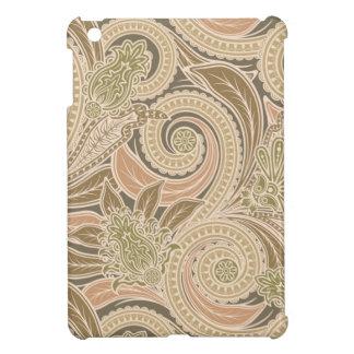 ペイズリーパターン iPad MINI CASE