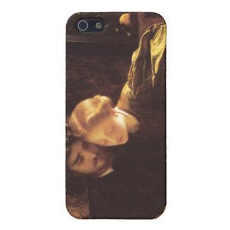 ペインターの新婚旅行-フレデリックLeighton主 iPhone 5 カバー