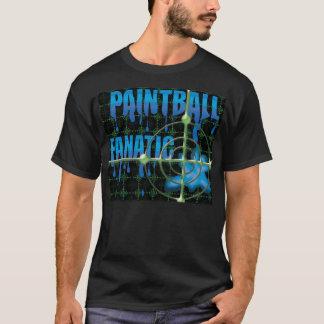 ペイントボールの熱狂者のTシャツ Tシャツ