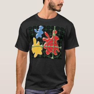 ペイントボールのTシャツ Tシャツ