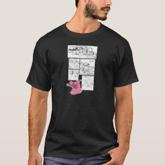 ペイントボール…何混乱 Tシャツ