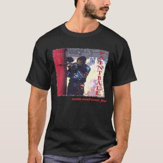 ペイントボール Tシャツ