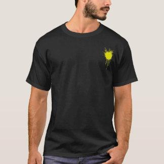 ペイントボールSplat Tシャツ