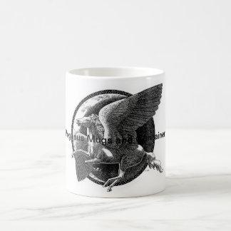 ペガソスのマグおよび容器 コーヒーマグカップ