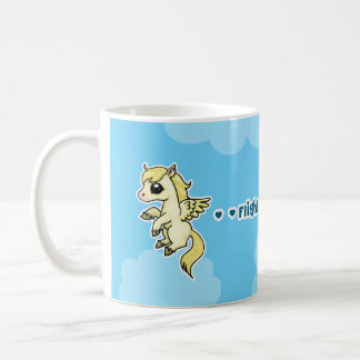 ペガソスの小さいマグ コーヒーマグカップ