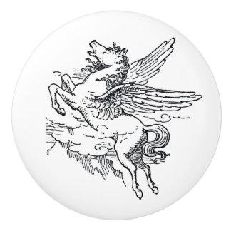 ペガソスの神話上創造物 セラミックノブ