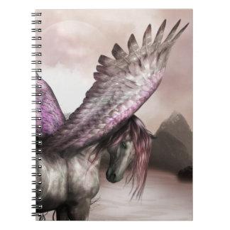 ペガソスの飛んだノート ノートブック