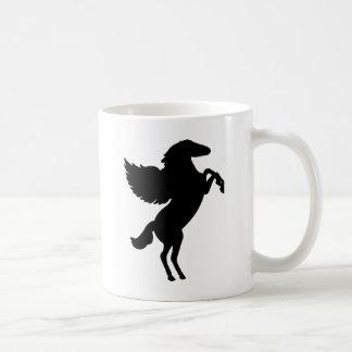 ペガソス飛んだ馬 コーヒーマグカップ