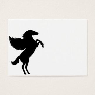 ペガソス飛んだ馬 名刺