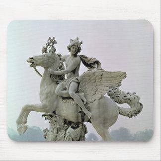 ペガソス1701-02年の水星 マウスパッド