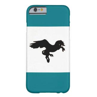 ペガソスIphoneの例 Barely There iPhone 6 ケース