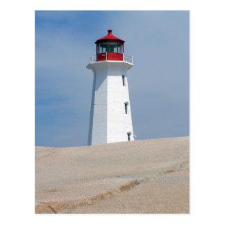 ペギーのポイント灯台 ポストカード