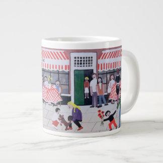 ペストリーの箱1994年 ジャンボコーヒーマグカップ