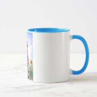 ペチュニアのマグ マグカップ