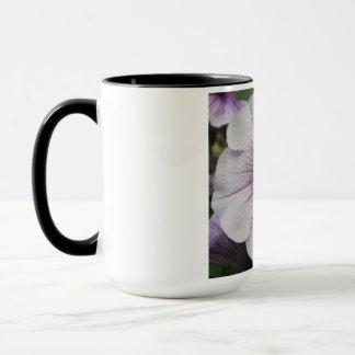 ペチュニアの紫色の終わり マグカップ