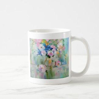 ペチュニア コーヒーマグカップ